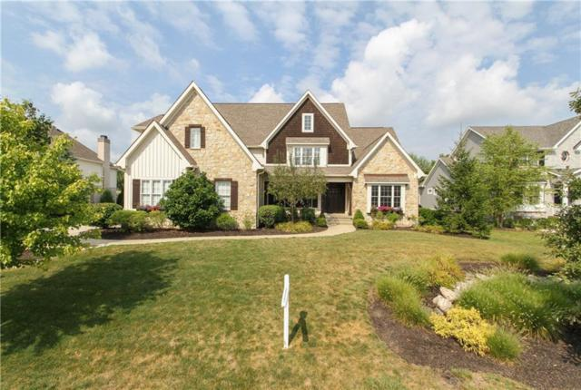 16606 Brookhollow Drive, Westfield, IN 46062 (MLS #21655610) :: AR/haus Group Realty