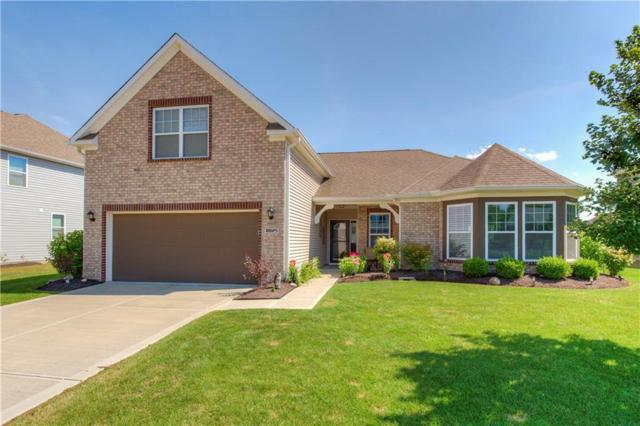8825 New Heritage Court, Indianapolis, IN 46239 (MLS #21655622) :: David Brenton's Team