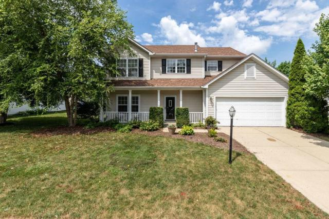 13840 Barnett Place, Fishers, IN 46038 (MLS #21655625) :: Richwine Elite Group