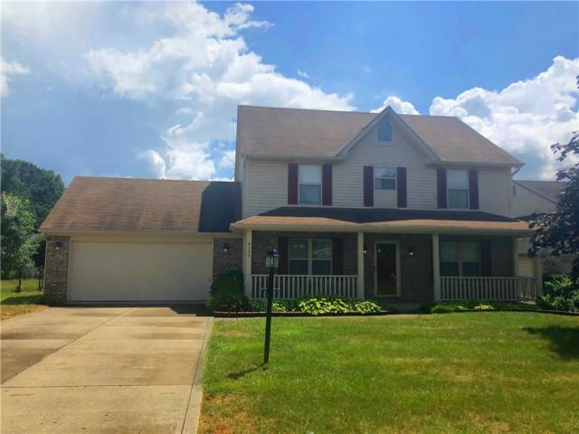 6159 Black Oaks Way, Indianapolis, IN 46237 (MLS #21655646) :: David Brenton's Team