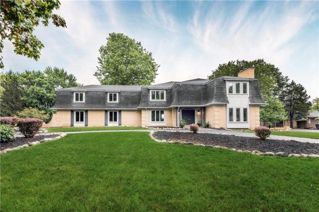 7727 Normandy Boulevard, Indianapolis, IN 46278 (MLS #21655667) :: Richwine Elite Group