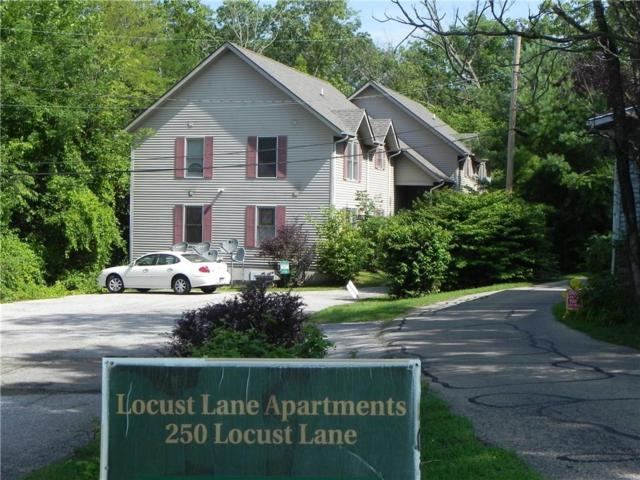 250 Locust Lane 2B, Nashville, IN 47448 (MLS #21655675) :: David Brenton's Team