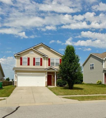 3436 Firethorn Drive, Whitestown, IN 46075 (MLS #21655683) :: Mike Price Realty Team - RE/MAX Centerstone