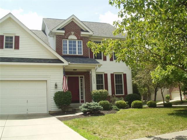 1043 Manassas Drive, Westfield, IN 46074 (MLS #21655710) :: Heard Real Estate Team   eXp Realty, LLC