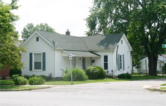 603 E Main Street, Greenfield, IN 46140 (MLS #21655727) :: Richwine Elite Group