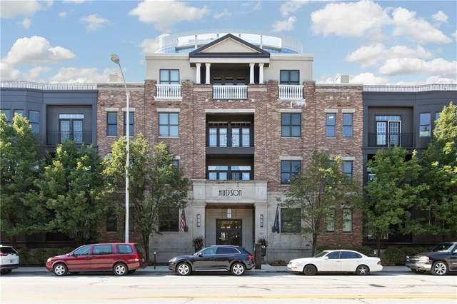 355 E Ohio Street Street #307, Indianapolis, IN 46204 (MLS #21655733) :: JM Realty Associates, Inc.