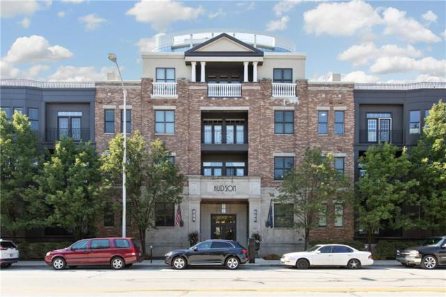 355 E Ohio Street Street #307, Indianapolis, IN 46204 (MLS #21655733) :: Heard Real Estate Team | eXp Realty, LLC