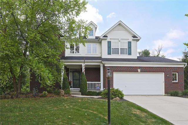 7341 Braxton Drive, Noblesville, IN 46062 (MLS #21655776) :: The Indy Property Source