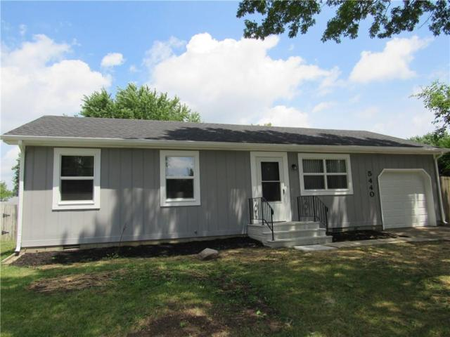 5440 Yucatan Drive, Indianapolis, IN 46237 (MLS #21655783) :: David Brenton's Team