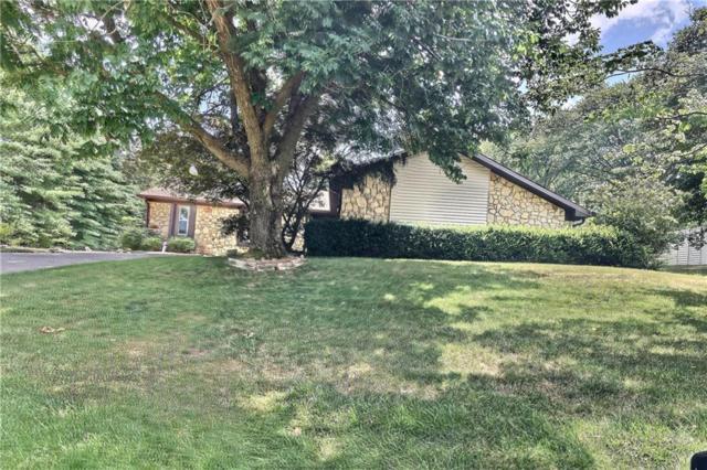 2325 Debbie Drive, Greenwood, IN 46143 (MLS #21655802) :: Richwine Elite Group