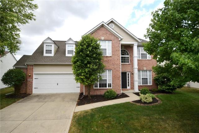 6255 Canterbury Drive, Zionsville, IN 46077 (MLS #21655822) :: AR/haus Group Realty