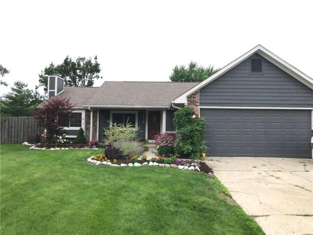 542 Quail Run, Greenwood, IN 46142 (MLS #21655845) :: Mike Price Realty Team - RE/MAX Centerstone