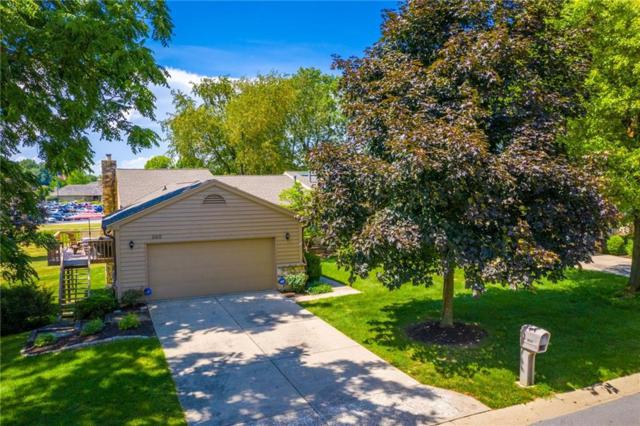 250 Sandbrook Drive, Noblesville, IN 46062 (MLS #21655859) :: The Indy Property Source