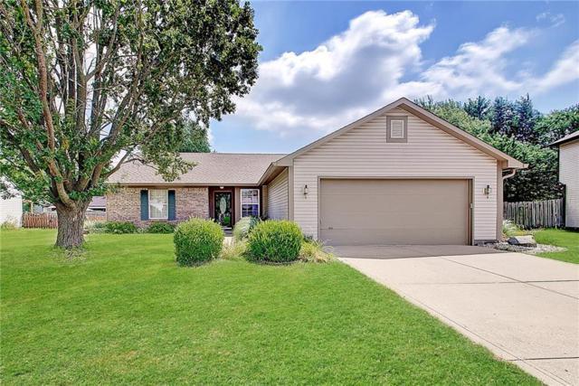 571 Hunting Creek Drive, Greenwood, IN 46142 (MLS #21655860) :: Richwine Elite Group