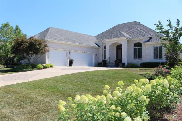 3414 S Overlook Pass, New Palestine, IN 46163 (MLS #21655888) :: The Indy Property Source