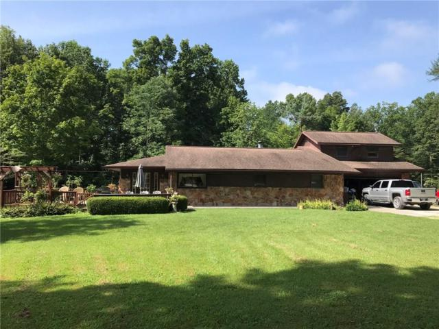3552 W Ivanwald Drive, Reelsville, IN 46171 (MLS #21655912) :: The Evelo Team