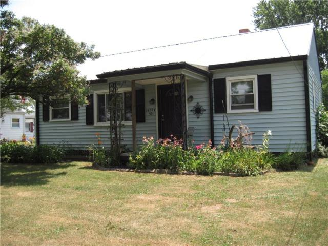 1659 W 50 S, Crawfordsville, IN 47933 (MLS #21655939) :: The Evelo Team