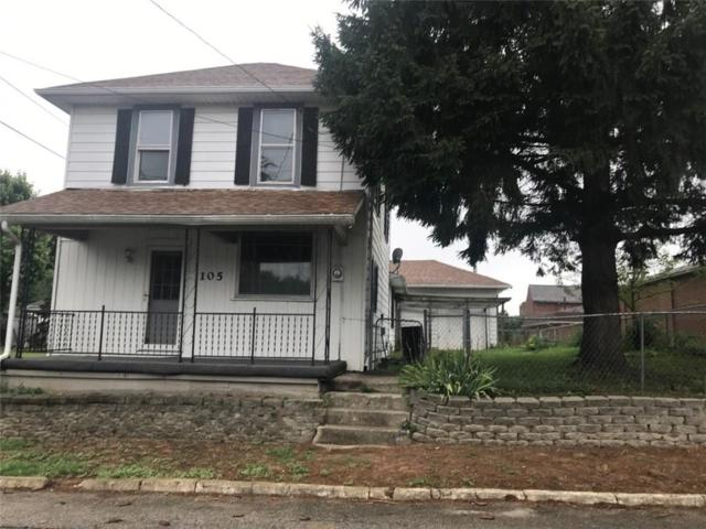 105 S 1st Street, Lewisville, IN 47352 (MLS #21655943) :: The Indy Property Source