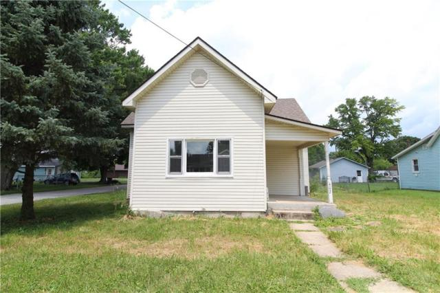 402 E Broad Street, Spiceland, IN 47385 (MLS #21655976) :: The Indy Property Source