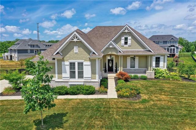 16914 Oak Manor Drive, Westfield, IN 46074 (MLS #21656016) :: Heard Real Estate Team   eXp Realty, LLC