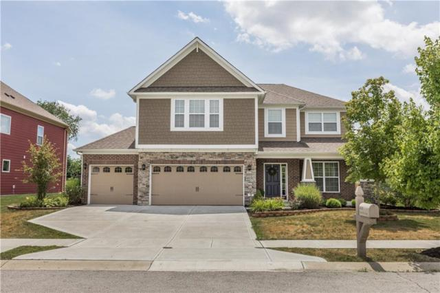 10035 Pepper Tree Lane, Noblesville, IN 46060 (MLS #21656088) :: The Indy Property Source