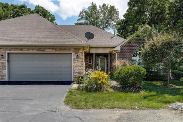 11136 Easy Street, Fishers, IN 46038 (MLS #21656108) :: The Indy Property Source