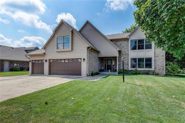 4643 Blackstone Drive, Indianapolis, IN 46237 (MLS #21656122) :: David Brenton's Team