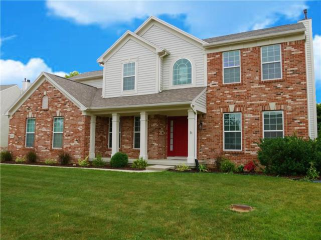 19065 Mill Grove Drive, Noblesville, IN 46062 (MLS #21656158) :: The Indy Property Source