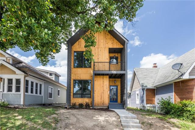 718 Cottage Avenue, Indianapolis, IN 46203 (MLS #21656180) :: The Indy Property Source