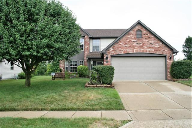 6144 Black Oaks Way, Indianapolis, IN 46237 (MLS #21656304) :: David Brenton's Team