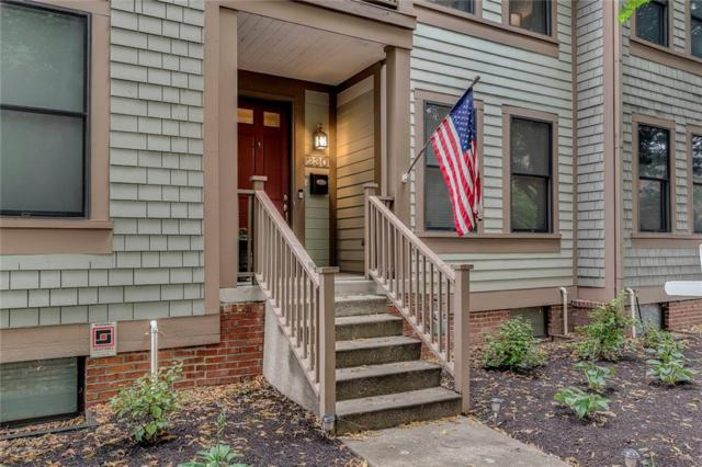 230 E Saint Joseph Street, Indianapolis, IN 46202 (MLS #21656353) :: Richwine Elite Group