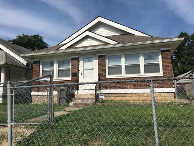 610 N Rural Street, Indianapolis, IN 46201 (MLS #21656374) :: David Brenton's Team