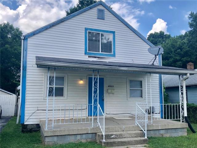 4530 E 18th Street, Indianapolis, IN 46218 (MLS #21656383) :: Heard Real Estate Team   eXp Realty, LLC