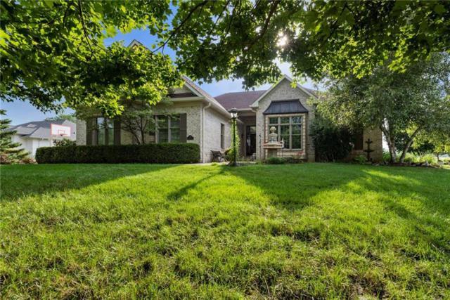 208 S Pinehurst Lane, Yorktown, IN 47396 (MLS #21656437) :: The ORR Home Selling Team