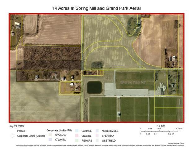 19010 Spring Mill Road, Westfield, IN 46074 (MLS #21656451) :: David Brenton's Team