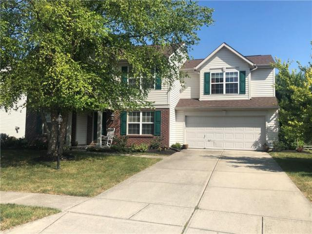 5925 Sandalwood Drive, Carmel, IN 46033 (MLS #21656557) :: Mike Price Realty Team - RE/MAX Centerstone