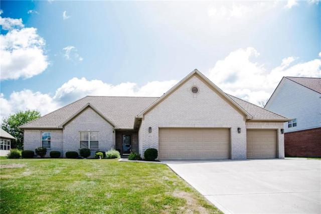 3833 S Cedar Creek Lane, New Palestine, IN 46163 (MLS #21656744) :: The Indy Property Source