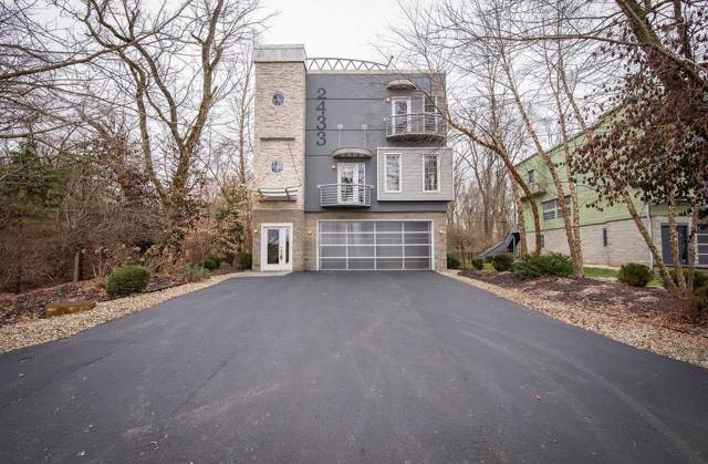 2433 E 80th Street, Indianapolis, IN 46240 (MLS #21657812) :: Your Journey Team