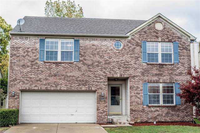 10658 Northern Dancer Drive, Indianapolis, IN 46234 (MLS #21657849) :: Mike Price Realty Team - RE/MAX Centerstone