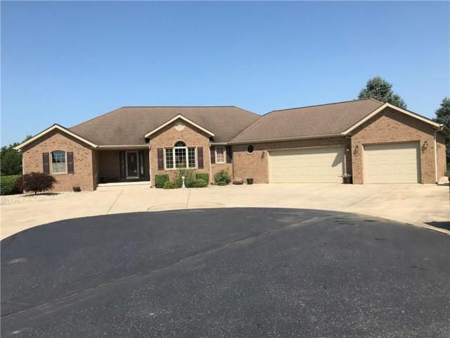 905 E South Ridge Drive, Greensburg, IN 47240 (MLS #21657900) :: Richwine Elite Group