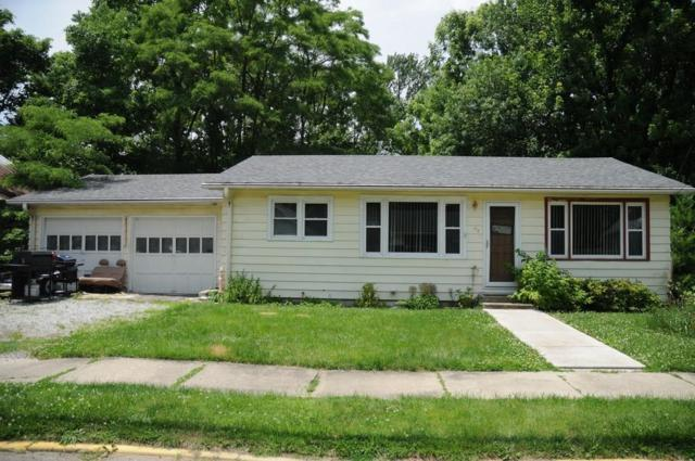 115 S Pearl Street, Spiceland, IN 47385 (MLS #21657919) :: The Indy Property Source