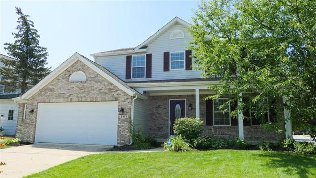 5633 Grove Tree Court, Indianapolis, IN 46203 (MLS #21658029) :: David Brenton's Team