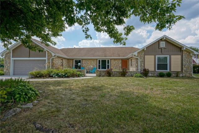 8211 Lake Point Court, Indianapolis, IN 46256 (MLS #21658112) :: Richwine Elite Group