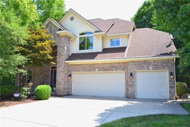 9627 Claymount Lane, Fishers, IN 46037 (MLS #21658197) :: The Evelo Team
