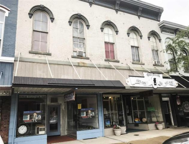 112-114 E Washington Street, Greensburg, IN 47240 (MLS #21658220) :: Mike Price Realty Team - RE/MAX Centerstone