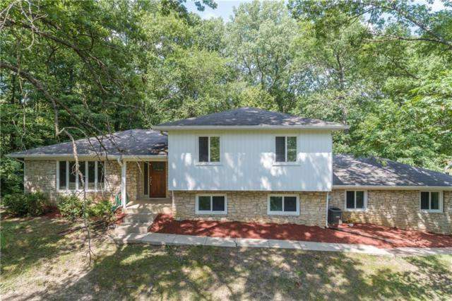 9006 Mcilvain Drive, Indianapolis, IN 46256 (MLS #21658310) :: Richwine Elite Group