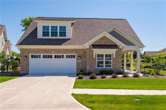 255 Aspen Drive, Zionsville, IN 46077 (MLS #21658325) :: The Indy Property Source
