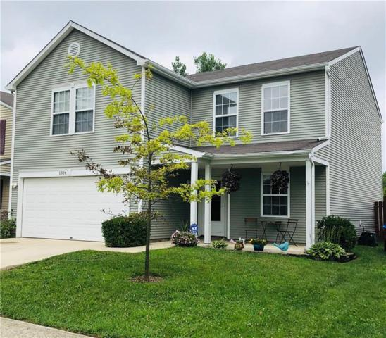1324 Ellington Drive, Shelbyville, IN 46176 (MLS #21658381) :: HergGroup Indianapolis