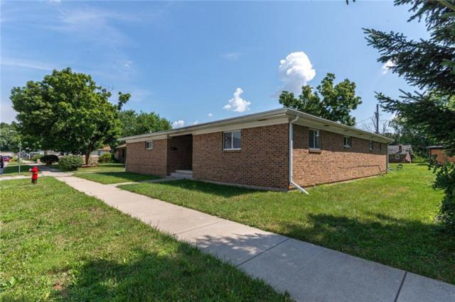 307 N Vine Street, Plainfield, IN 46168 (MLS #21658412) :: The Evelo Team