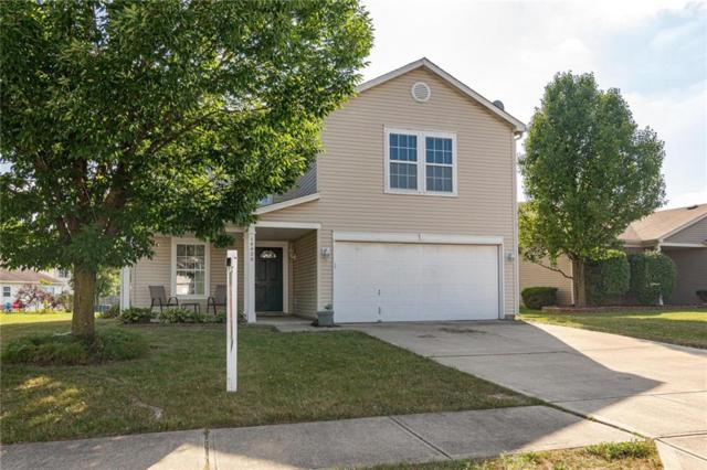 14420 Refreshing Garden Lane, Fishers, IN 46038 (MLS #21658417) :: The Evelo Team